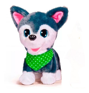 Chichi Love Perrito Peluche R/c Camina Puppy Friends 3243