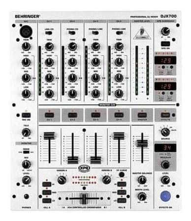 Mixer Djx 700 Behrenguer