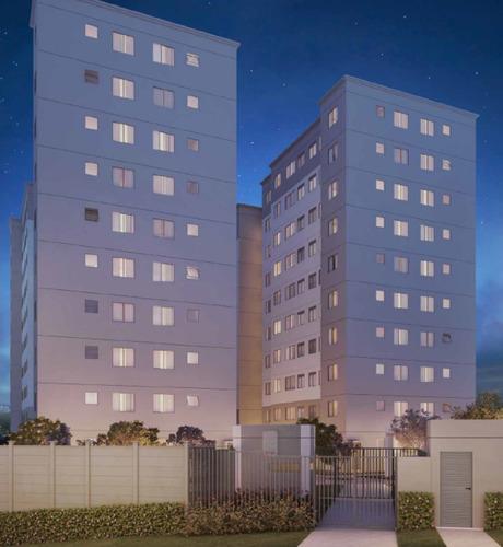 Imagem 1 de 7 de Apartamento Residencial Para Venda, Vila Da Paz, São Paulo - Ap9590. - Ap9590-inc