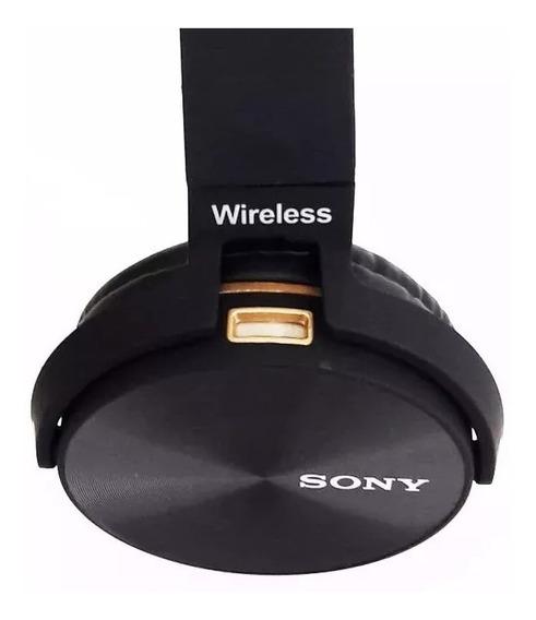 Fone Headset Extra Bass Sony Game Celular Mdr-950 Novo