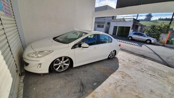 Peugeot 408 1.6 Thp Griffe Aut. 4p 2012