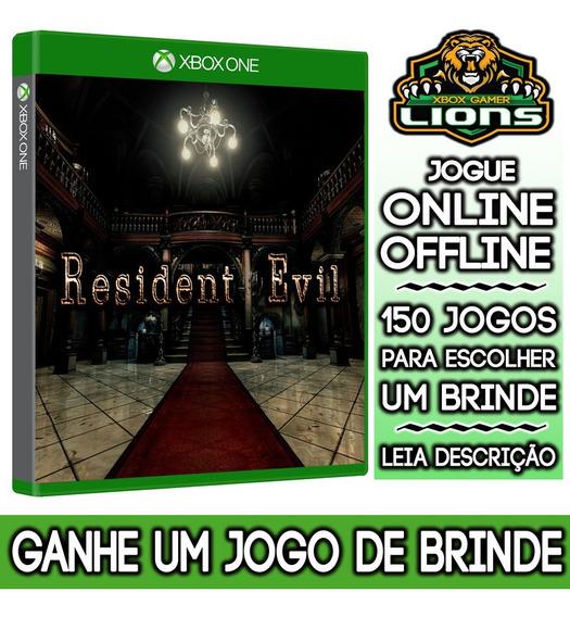 Resident Evil 1 Xbox One+ Brinde