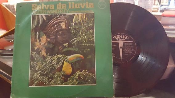 Walter Wanderley Selva De Lluvia Lp Disco Vinilo Ex