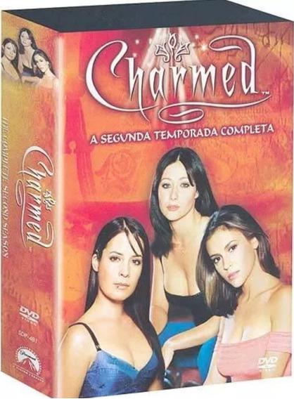 Box Original : Charmed - 2ª Temporada - 6 Dvd