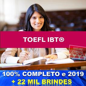 Preparatório Passe No Toefl Ibt 2019 - Fernanda Frattarola