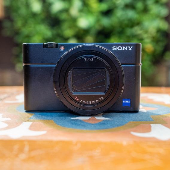 Câmera Sony Dsc Rx100 Vii Mark 7 Rabbit