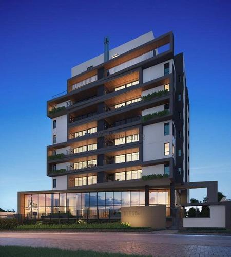 Apartamento Com 2 Dormitórios À Venda, 85 M² Por R$ 919.000,00 - Juvevê - Curitiba/pr - Ap3225