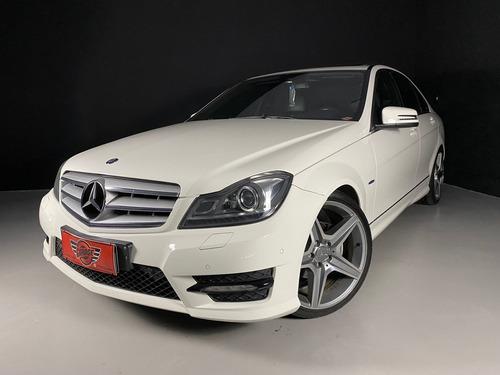 Mercedes-benz Classe C 250 1.8 Sport 16v Gasolina Turbo...