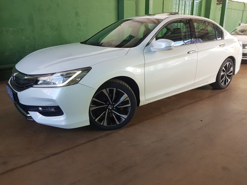 Acord Ex 3.5 V6 Automatic Gasolina 2017/2017 Branco Completo