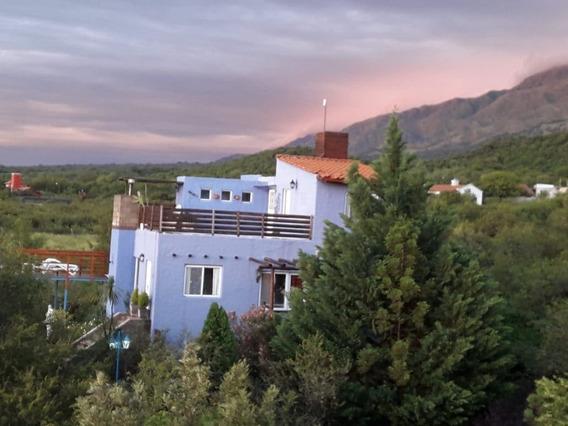 Venta Oportunidad - Casa Con Fondo De Comercio - Merlo San Luis -