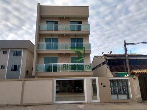Imagem 1 de 28 de Apartamento À Venda, 76 M² Por R$ 310.000,00 - Recreio - Rio Das Ostras/rj - Ap0624