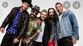 Entradas Backstreet Boys Cancha