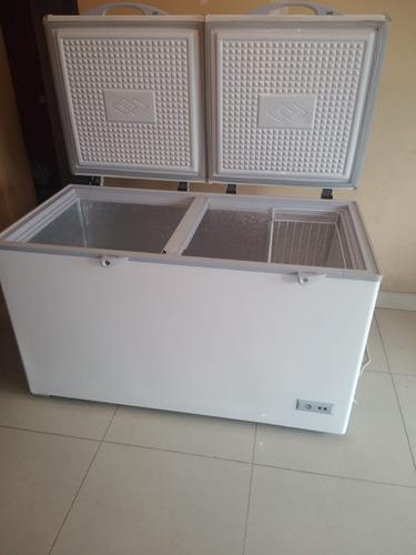 Congelador Miray 02 Puertas Medidas 1.35x0.67