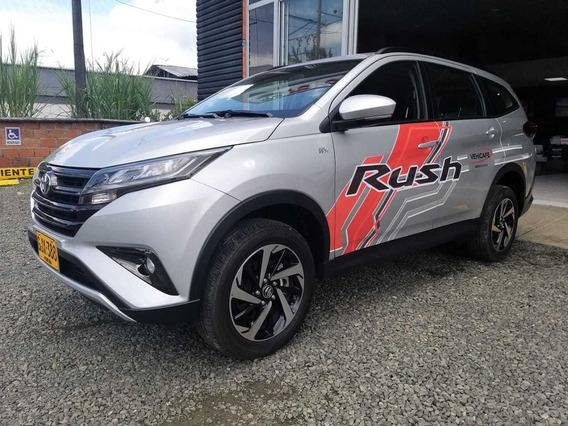 Toyota Rush - 2019