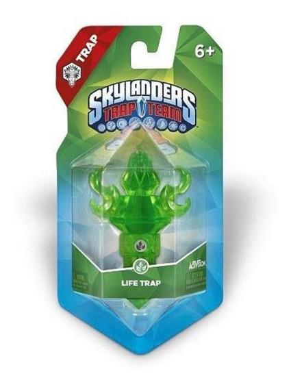 Skylanders Trap Team - Trap Crystal - Life Trap Armadilha