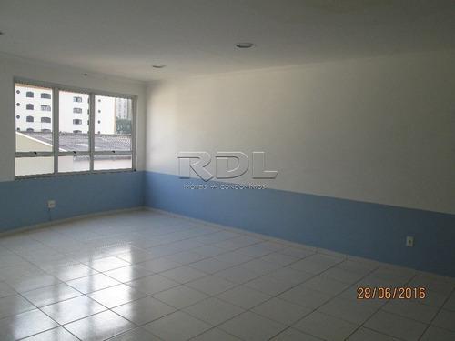 Sala Para Aluguel, 1 Vaga, Jardim - Santo André/sp - 367