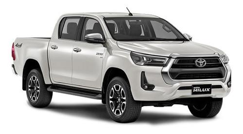 Toyota Hilux Srx 4x4 A/t Entrega Ya 0km Sin Rodar En Egencia