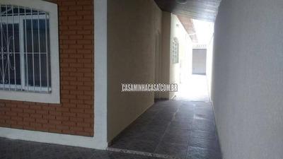 Casa 2 Dormitórios Jardim América - Ca0351