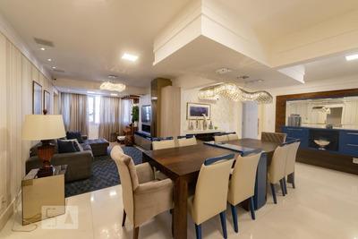 Apartamento No 3º Andar Mobiliado Com 4 Dormitórios E 2 Garagens - Id: 892918745 - 218745