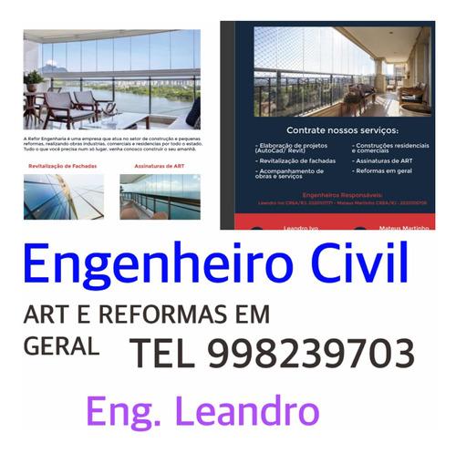 Imagem 1 de 1 de Engenheiro Civil
