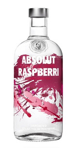 Vodka Absolut Saborizado Raspberry 750ml Importado 01almacen