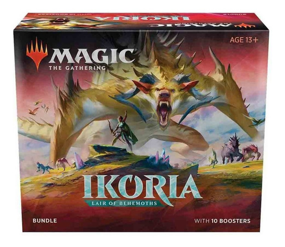 Magic Ikoria Lair Of Behemoths Bundle