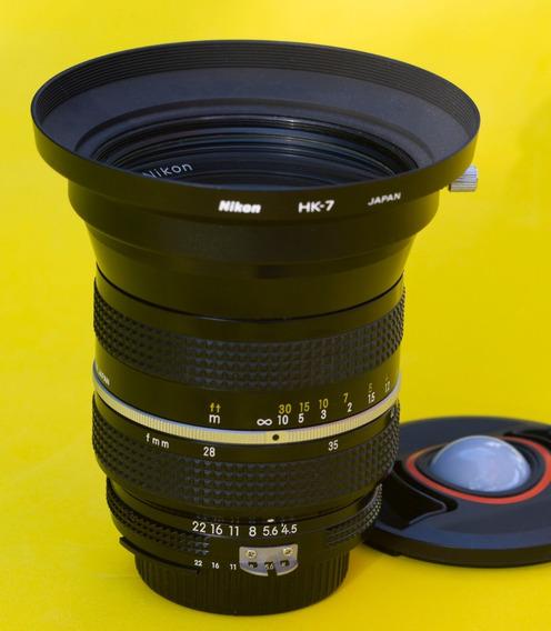 Nikon Zoom 28~45mm F4.5 Ai