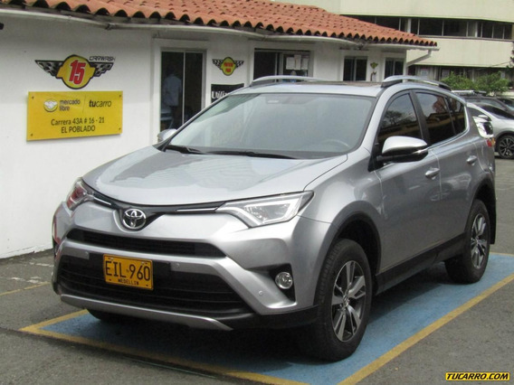 Toyota Rav4 At 2500 4x4