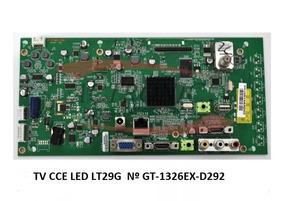 Placa Principal Cce Led Lt29g Gt-1326ex-d292 Original