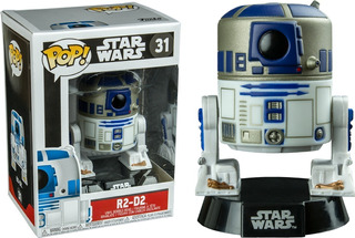 Funko Pop! R2-d2 #31 Star Wars Original