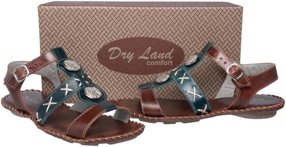 Dry Land Sandália Rasteira - Super Promoção 2 Pares