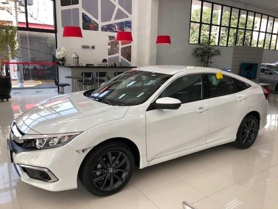 Honda Civic Exl 2.0 16v Flexone Aut 19/20