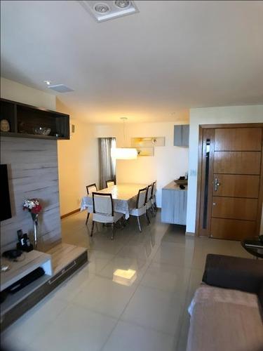 Apartamento, 2 Suítes, 3 Vagas De Garagem - Horto Florestal - 572