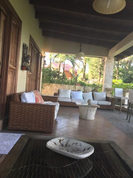 Coalición Vende De Oportunidad Villa Amueblada En Jamao Vist