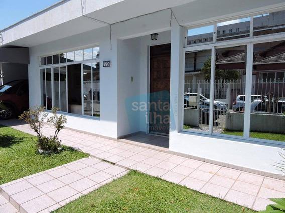 Casa Comercial À Venda, Santa Mônica, Florianópolis - Ca1625 - Ca1625