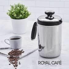 Cafetera Royal Café, Royal Prestige