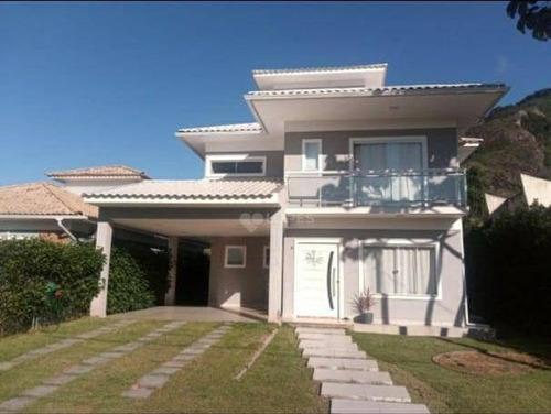 Imagem 1 de 21 de Casa Com 3 Quartos, 194 M² Por R$ 650.000 - São José Do Imbassaí - Maricá/rj - Ca20731
