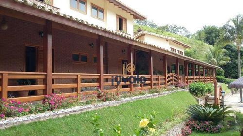 Chácara Com 5 Dormitórios À Venda, 100000 M² Putim - São José Dos Campos/sp - Ch0051