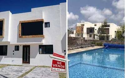 Preciosa Casa En Zibatá, Equipada Y Amueblada, 2 Recámaras, Estudio, 2.5 Baños
