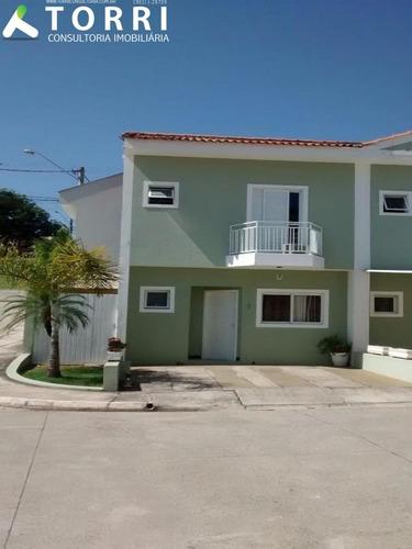 Imagem 1 de 14 de Casa À Venda No Condomínio Residencial Vitória - Cc00355 - 69802489