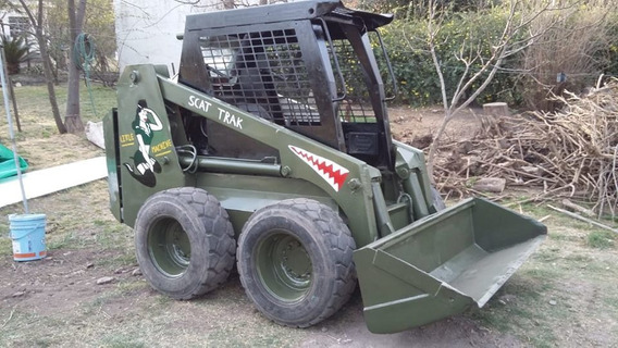 Minicargadora/bobcat Impecable Recien Restaurada, Recibo Men