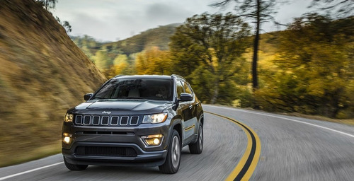 Jeep Compass 2021 2.4 Longitude