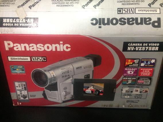 Filmadora Panasonic Mod Nv-vz575 Com Defeito Completa