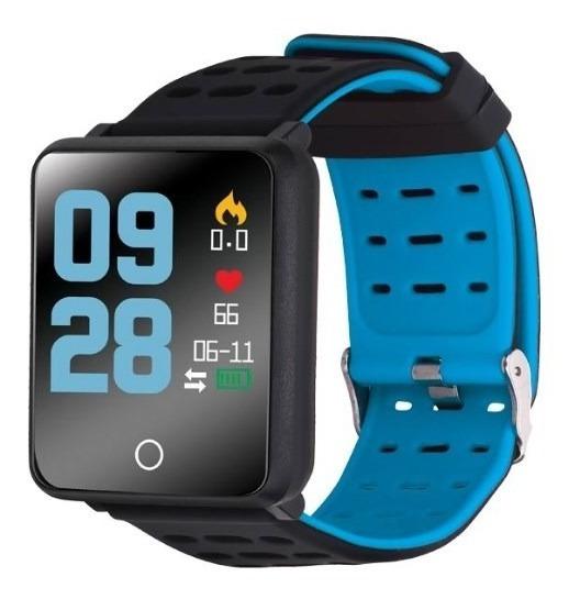 Reloj Smart Watch Bluetooth Cámara Podometro Redes Sociales