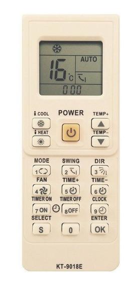 Controle Universal Ar Condicionado Gree York Komeco Lg Midea