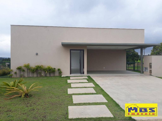 Condominio Villas Do Golfe (linda Casa Á Venda) - Ca0795