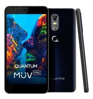 Smartphone Quantum Muv Pro Q5 Azul - Dual Chip, 4g, Tela 5.5