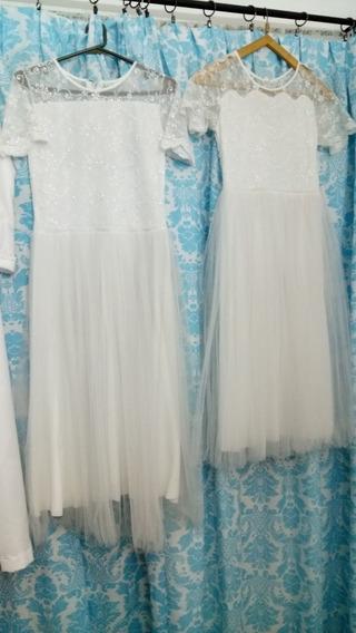 Vestido Niña Comunion Casamiento En Corrientes