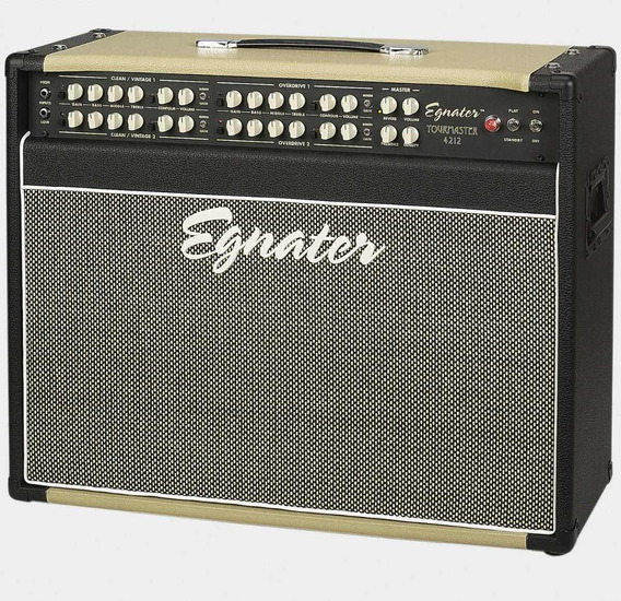 Egnater Tourmaster 4212 Amplificador Combo 100w 4 Canales / Oferta Digisolutions