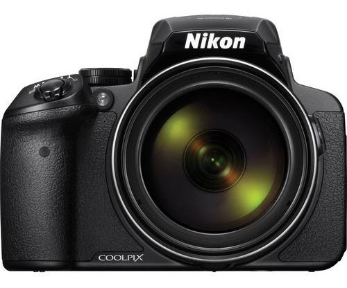 Câmera Nikon Coolpix P900 16,0 Mp Dslr Zoom 83x Wi-fi + Nfc